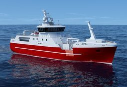 Fiskebåtkontrakt til Simek