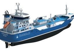 Skangas skal forsyne Statoil med LNG