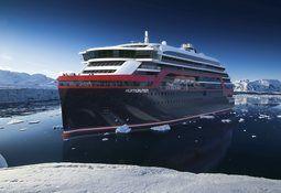 Harding tildelt kontrakt med Hurtigruten