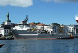 Nye skip i Dof-flåten