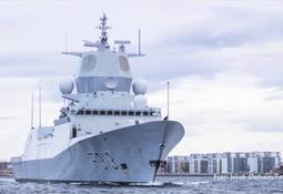 Ukens skipsbesøk: KNM «Helge Ingstad»