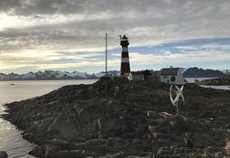 Kystverket tester vindkraft i Lofoten