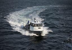 Tuco Marine leverer arbeidsbåt