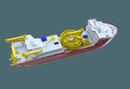 Kapret kontrakt på rekordstort kabelleggingsfartøy