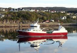 Brønnbåtsalg ga opptur for NTS
