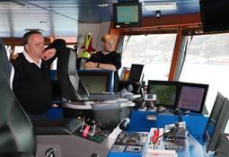Svekker sjøsikkerheten