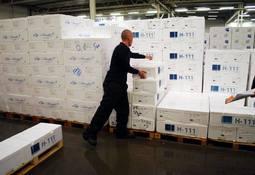 Sjømateksporten passerer trolig 100 milliarder