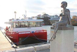 Leverte sin tredje arbeidsbåt til Marine Harvest