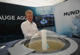 Hauge Aqua er tildelt sin første lokalitet til «Egget»