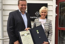 Marine Harvest executive Solberg steps down