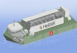 – Helixir skal kunne operere med null-utslipp