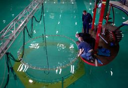 Aqualine Subsea System testet ut – Resultat langt over forventning!