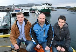 Rigger serviceteknikere for havbruket