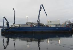 Storstilt skipsdåp på Tysnes