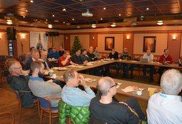 Slambehandlings-seminar i Flatanger