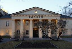 Sjømatsektoren ledet ann på Oslo børs