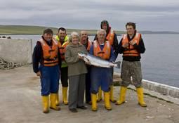Scottish Sea Farms utvider