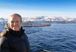 Laks blir partner i Finnmarksløpet