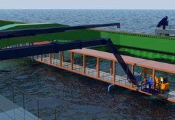 Havfarm-prosjekt dyrere enn antatt - Venter spent på godkjennelse