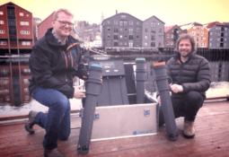 Rantex Marine lanserer trådløst målesystem spesialtilpasset parasittbehandling