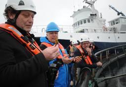 Bellona-Hauge: – Raskere å få boretillatelse i Barentshavet enn å få dyrke tare ved lakseanlegg