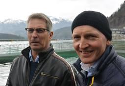 Paul Negård vert leiar i oppdrettselskap