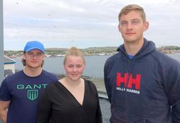 Slekta stusset når ungjenta ville studere akvakultur