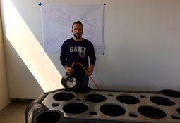 Millionstøtte til teknologiutvikling av ROV- notvasker