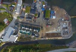 Astafjord Smolt satt ny rekord - satser videre på RAS