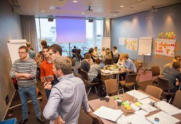 Vil hjelpe nye bedrifter som har innovative løsninger for sjømatbransjen