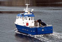 - Andre fartøyleveranse til AquaGen i år
