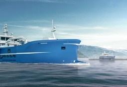 Marine Harvest satser på human avliving med ny fraktebåt