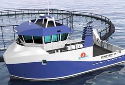 Måsøval har kontrahert nytt servicefartøy