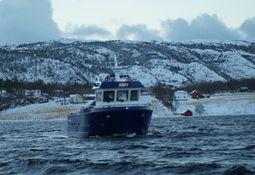 Folla Maritime leverer nytt fartøy til Bjørøya