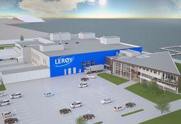 ABB leverer automatisering til Lerøys nye anlegg på Hitra