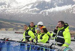 Plany styrker servicen på merdkanten gjennom samarbeid med Mørenot