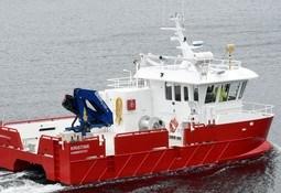Leverer sin femte servicebåt til NRS