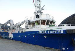 «Firda Fighter» klar for lusekamp