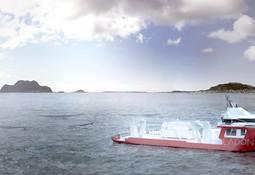 Mener fartøy er for små - skal bygge 40 meter lang servicebåt