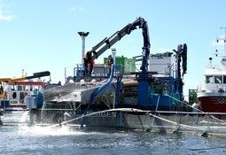 - Bedrer avlusning på brønnbåter