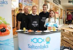 Salten Aqua og Saltenlaks nominert til heftige priser under