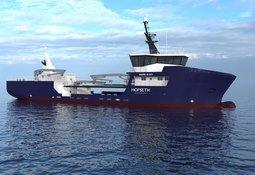 Ny brønnbåt til Fjordlaks Aqua – skal opereres av Intership