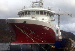 «MS Steigen» skal frakte fisk til nytt storslakteri