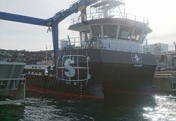 Servicebåt AS utvider med nytt fortøyningsfartøy