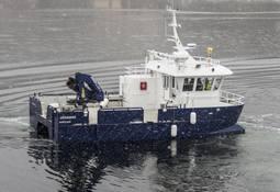 Ny NabCat 1350 til tjeneste i Nordland