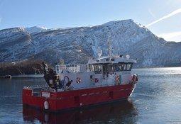 Godt utrustet «vaskebåt» overlevert fra Grovfjord Mek. Verksted til Cermaq