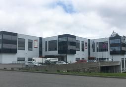 Europharma flytter hovedlageret til Bergen