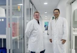 Cargill åpner nytt forskningslaboratorium innen fiskeernæring