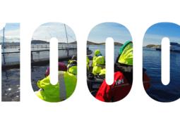 Satt ny besøksrekord på merdkanten - vil ha enda flere ut på tur