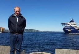 Audun Oddekalv skal leie Norsk Taredyrkerforening!